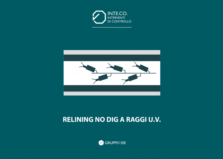 relining no dig a raggi uv